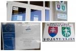"""VOJANY - """"Rekonštrukcia a modernizácia verejného osvetlenia v obci Vojany"""""""
