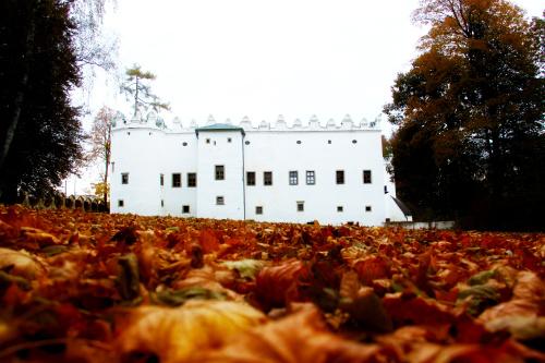 SNG Kaštieľ Strážky-jeseň