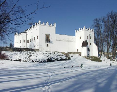 SNG Kaštieľ Strážky-zima