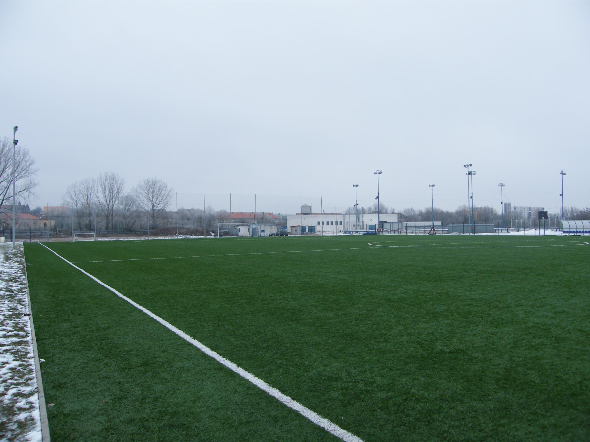 Sabinov - futbalové ihrisko