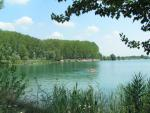 Velký Meder - jazero