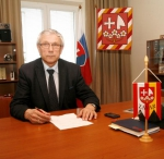 Rudolf Baroš - starosta obce ZAVAR
