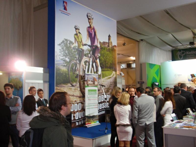 Výstava ITF SLOVAKIATOUR 2014 - výstavisko Incheba Bratislava