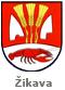 obec Žikava
