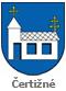 obec Čertižné