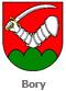 obec Bory
