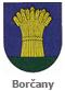 obec Borčany