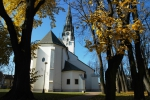 Kostol Nanebovzatia Panny Márie - exteriér