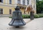 Miesto prianí a stredoveký zvon