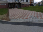 PRAKOVCE - Rekonštrukcia chodníkov a miestnych komunikácií 2