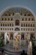 gréckokatolícky kostol interiér