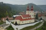 Divín 10 - kostol s opevnením