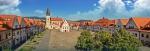 Bardejov, panorama