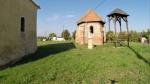 Románsky kostolík Heď 12
