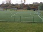 Futbalové ihrisko s umelým povrchom
