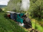 Horehronie - Čiernohorská železnica