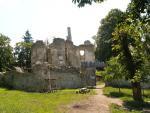 Hrad Sklabiňa 2