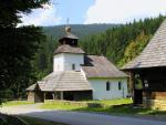 Kysuce - Kostolík vo Vychylovke