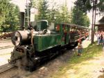 Kysuce - Úvraťová železnica vo Vychylovke