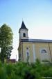 Nová Bystrica - kostol sv. Jána Krstiteľa
