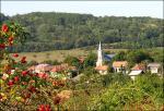 Obec Jabloňovce a Katolícky kostol