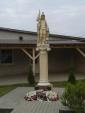Obec Mad - Socha Svätého Floriána