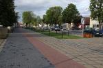 Centrum obce Topoľčianky