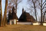 Orava - Drevený kostol v Tvrdošíne