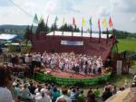 """20. detský folklórny festival """"Pod Inovcom"""""""