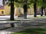 Zrekonštruovaný centrálny park