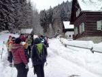 Pochod vďaky na lyžiach