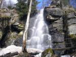 Podpoľanie - Vodopád Bystré