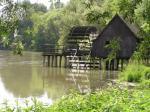 Podunajsko - Vodný mlyn v Tomášikove