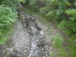 Cabovský potok v Sečovskej Polianke