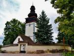 Kostol sv. Mikuláša v obci Poruba
