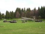 Prirodná expozicia Vojenského múzea vo Svidníku