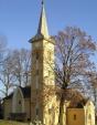 Veľké Chlievany - Kostol
