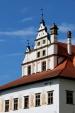 HISTORICKÁ RADNICA - K architektonicky najtypickejším stavbám levočského námestia patrí, okrem chrámu sv. Jakuba, budova radnice. Mestská rada tu rozhodovala nielen o osudoch mesta jeho obyvateľov, ale i o osudoch celého okolia.