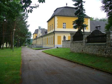 Farský kostol Žehra