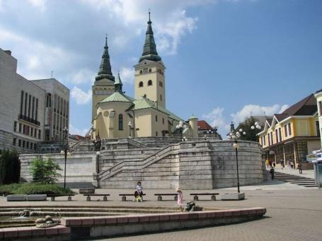 Kostol Najsvätejšej Trojice v Žiline