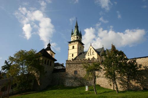 Kostol sv. Kataríny Kremnica