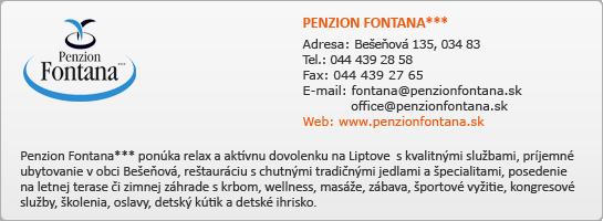 PENZION FONTANA***