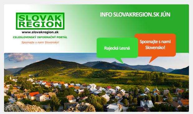 INFO SLOVAKREGION.SK JÚN