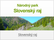 Národný park Slovenský raj
