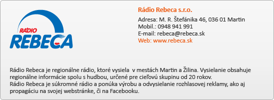 Rádio Rebeca s.r.o.