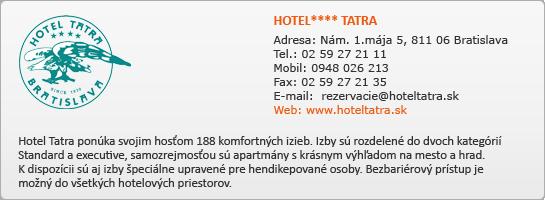 HOTEL**** TATRA