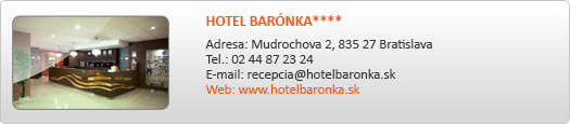 HOTEL BARÓNKA****