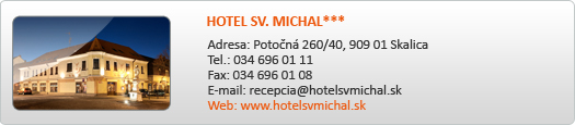 HOTEL SV. MICHAL***