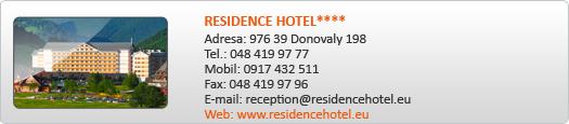 RESIDENCE HOTEL****
