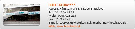 HOTEL TATRA****